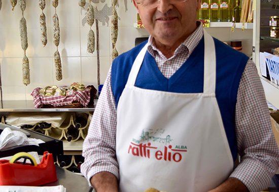 Vendita tartufo bianco Ratti Elio