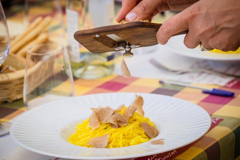 Prodotti tipici piemontesi a base di tartufo
